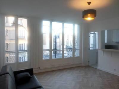 Location meublée appartement 3pièces 65m² Neuilly-Sur-Seine (92200) - 2.800€