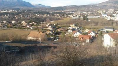 Vente terrain 1.177m² Gap (05000) - 194.000€