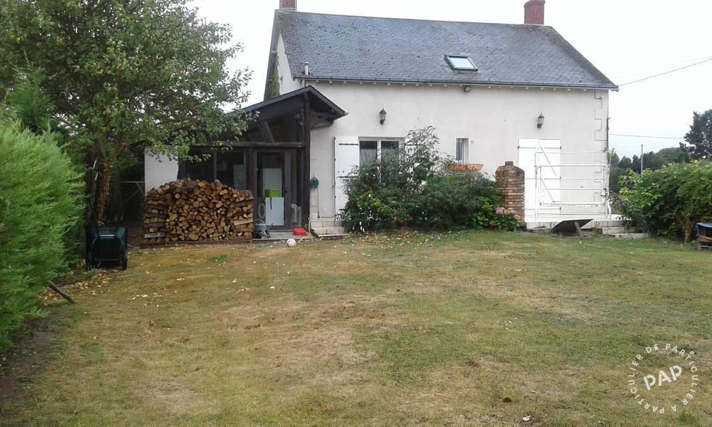 Vente maison 6 pièces Saint-Genou (36500)