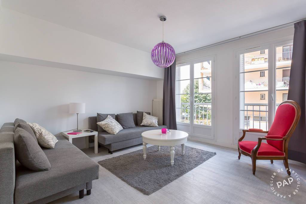 Location appartement 4 pièces Lyon 4e