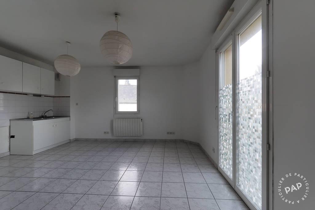 Vente appartement 3 pièces Saint-Didier (35220)