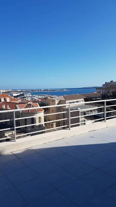 Vente appartement 3pièces 110m² Cannes - 815.000€