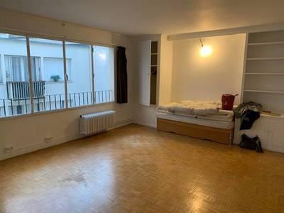 Location studio 34m² Paris 14E (75014) - 1.270€