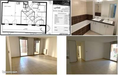 Vente appartement 3pièces 72m² Montpellier (34090) - 289.500€