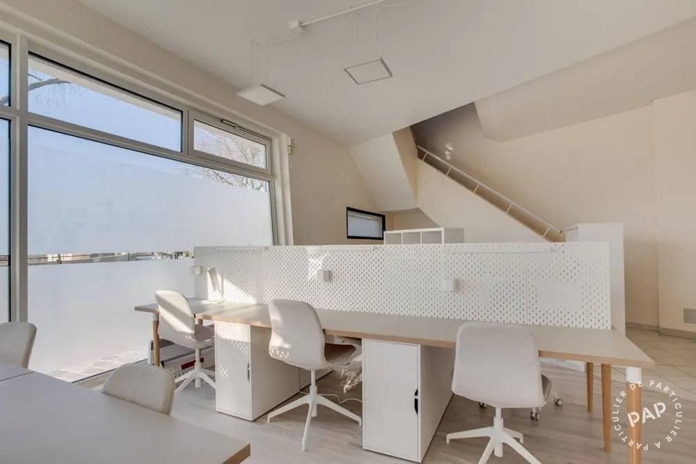 Vente et location Bureaux, local professionnel Paris 20E (75020) 95m² 3.668€