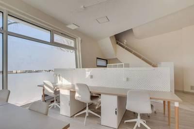 Bureaux, local professionnel Paris 20E (75020) - 95m² - 3.668€