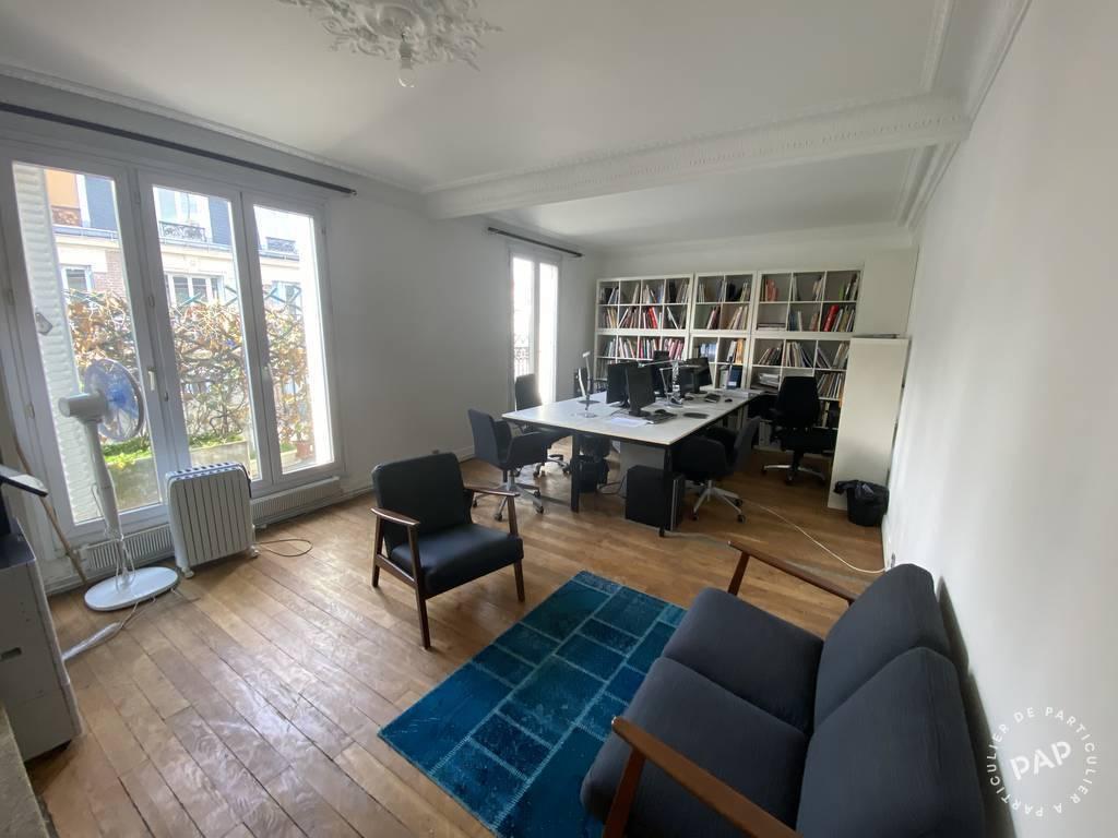 Vente et location Bureaux, local professionnel Paris 13E (75013) 57m² 420€