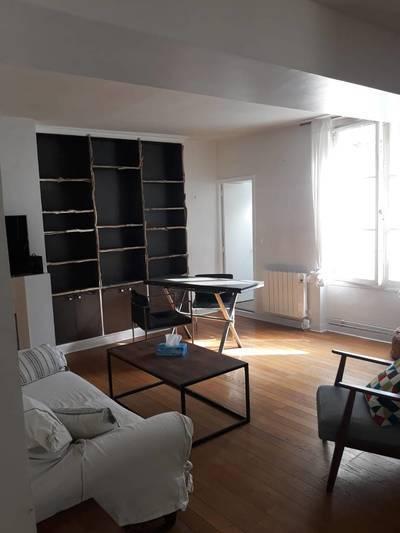 Location meublée appartement 2pièces 50m² Paris 7E (75007) - 1.799€