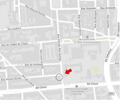 Location appartement 2pièces 38m² Marseille 5E (13005) - 630€