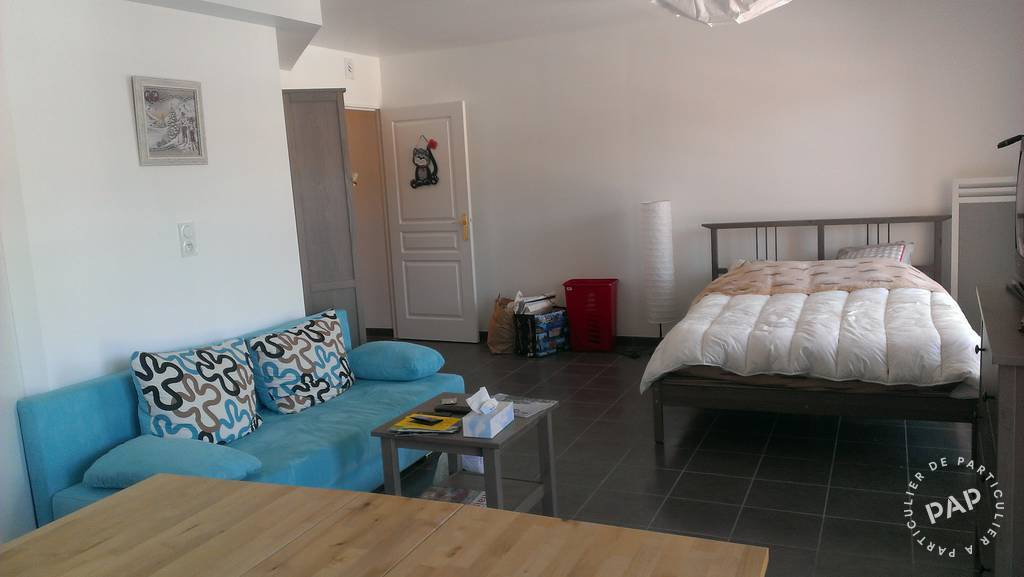 Location Appartement Les Rousses (39220) 39 m² 600 €