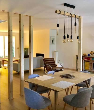 Location meublée maison 170m² Mareil-Sur-Mauldre (78124) - 2.050€