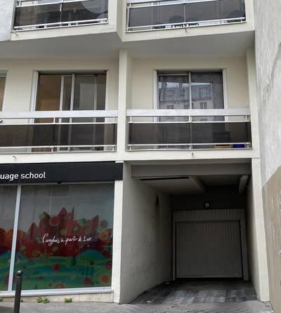 Vente garage, parking Paris 5E (75005) - 39.000€