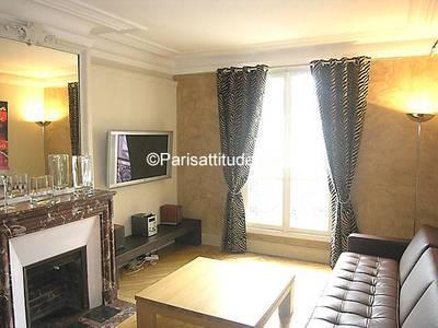 Location meublée appartement 2pièces 45m² Paris 8E (75008) - 2.000€
