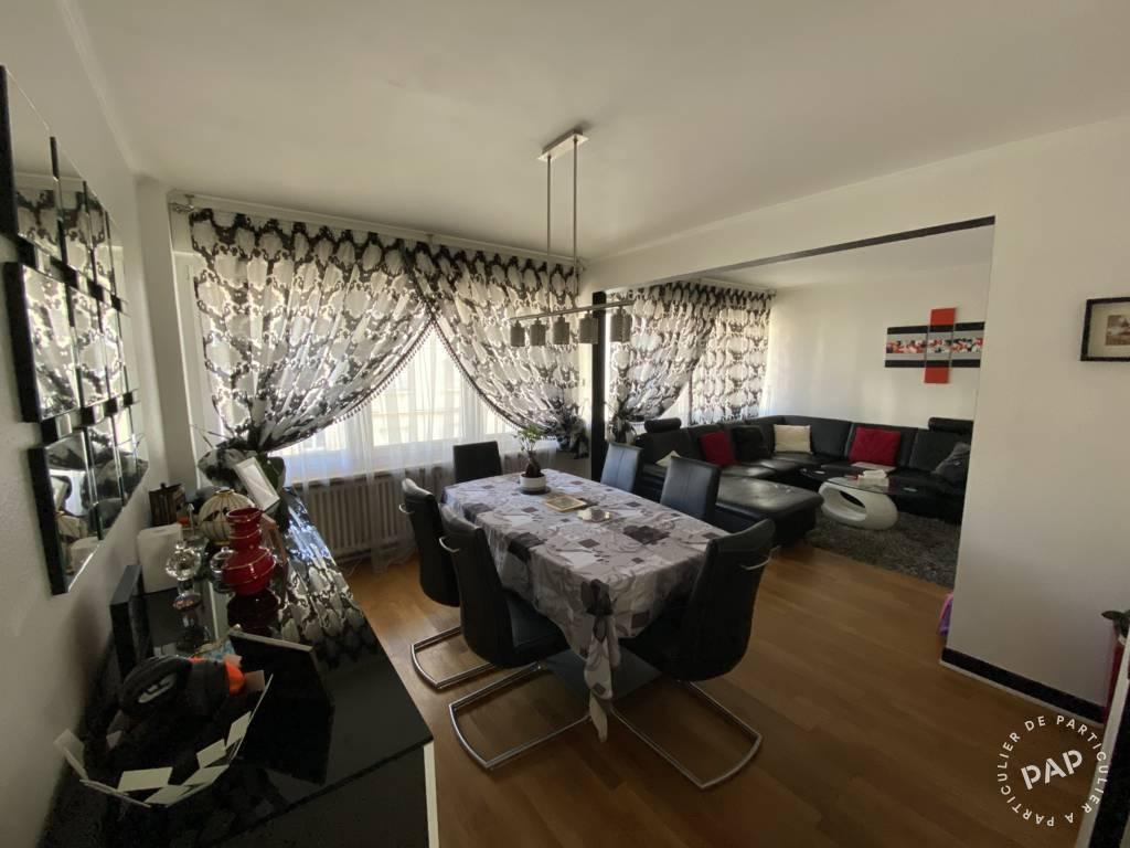 Vente Appartement Metz (57000) 95m² 199.000€