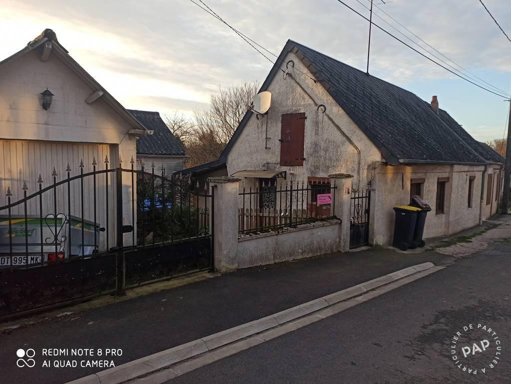 Vente maison 5 pièces Mennevret (02630)