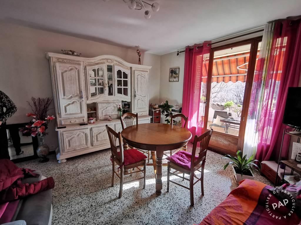 Vente Appartement - Balcon Et Parking - Marseille 10E (13010)