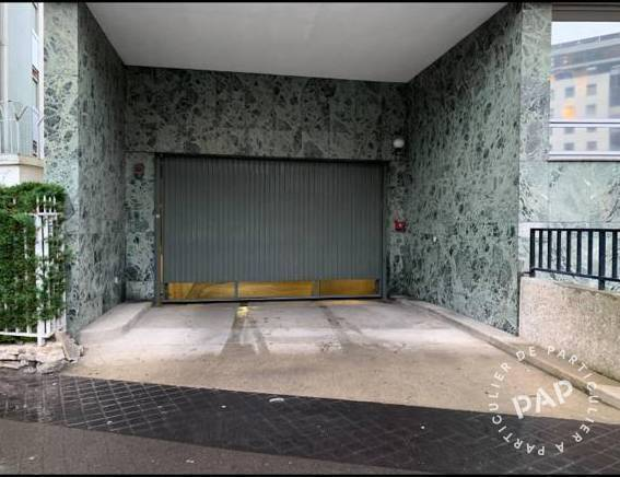 Location Garage, parking Paris 15E (75015)