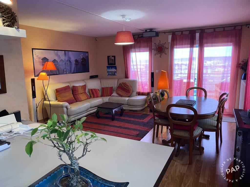 Vente Appartement Vandœuvre-Lès-Nancy (54500)