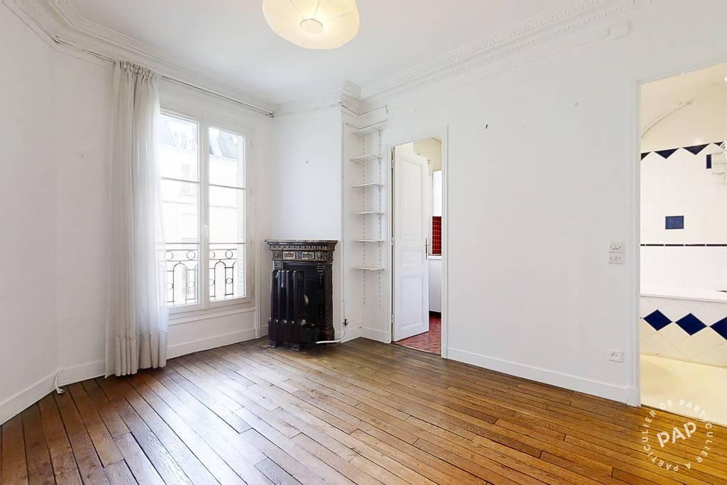 Vente Appartement Quartier Victor Hugo - Belles Feuilles - Paris 16Ème