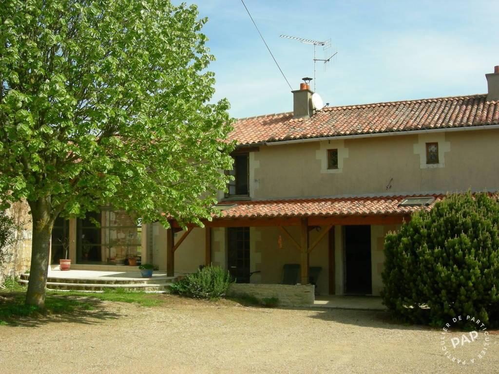 Vente Maison Mirebeau (86110)