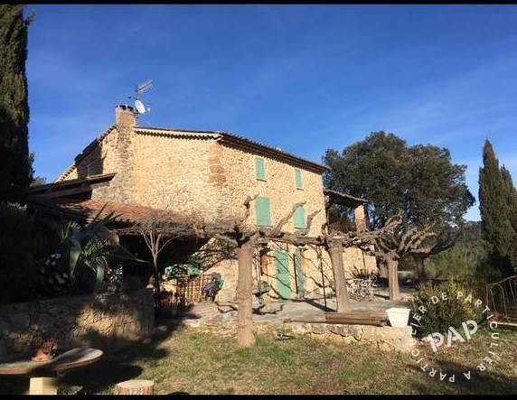 Vente Maison Le Thoronet (83340)