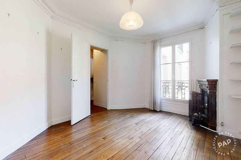 Vente immobilier 428.000€ Quartier Victor Hugo - Belles Feuilles - Paris 16Ème