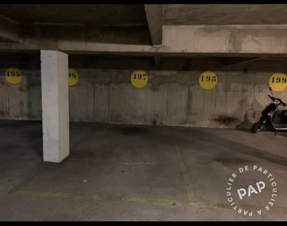 Garage, parking Paris 15E (75015) 120 €
