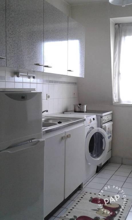 Appartement 590€ 51m² Rouen (76000)