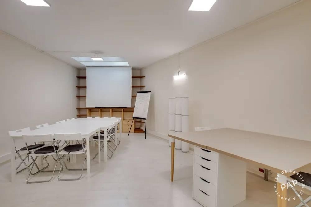 Bureaux, local professionnel 3.668€ 95m² Paris 20E (75020)