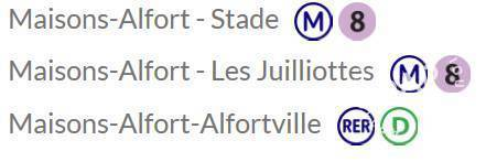 Immobilier Maisons-Alfort (94700) 770€ 18m²