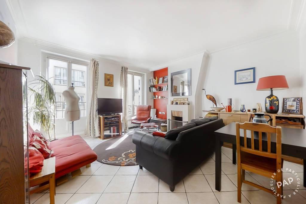 Vente Appartement Paris 11E (75011) 52m² 550.000€