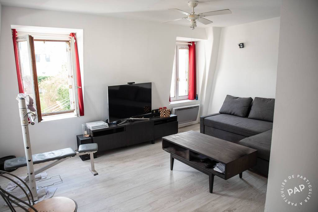 Vente appartement studio Montmorency (95160)