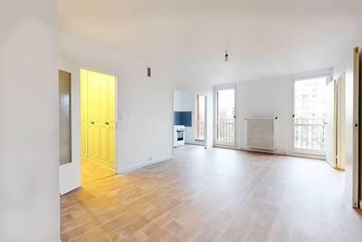 Vente appartement 2pièces 46m² Garges-Lès-Gonesse (95140) - 105.000€