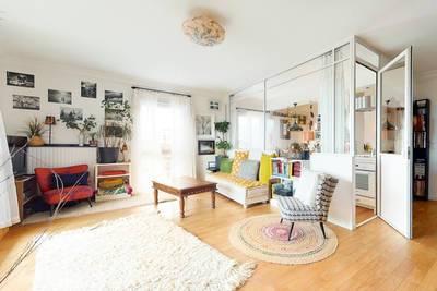 Vente appartement 3pièces 83m² Ivry-Sur-Seine (94200) - 540.000€