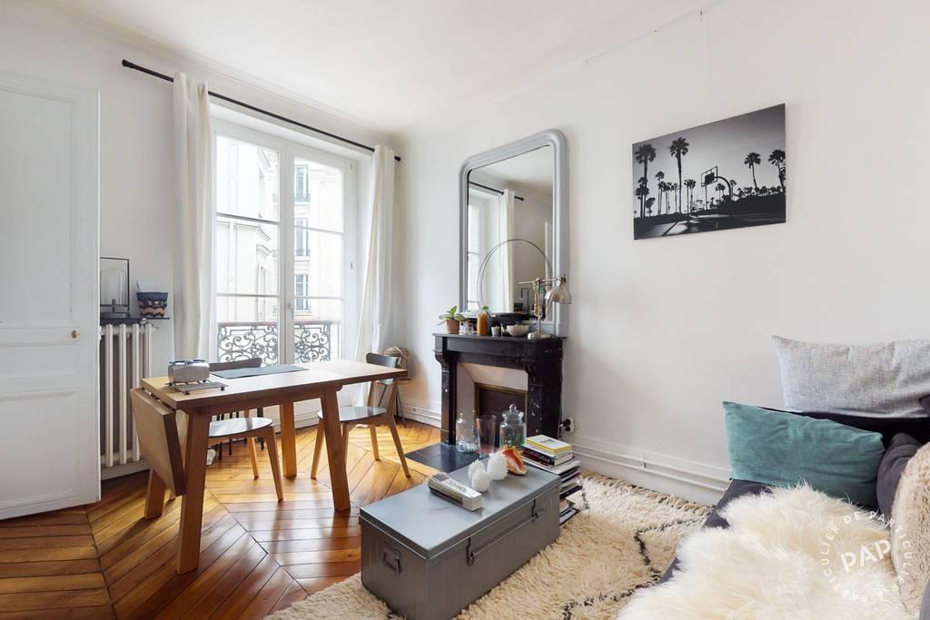 Vente Appartement Paris 9E (75009) 37m² 480.000€