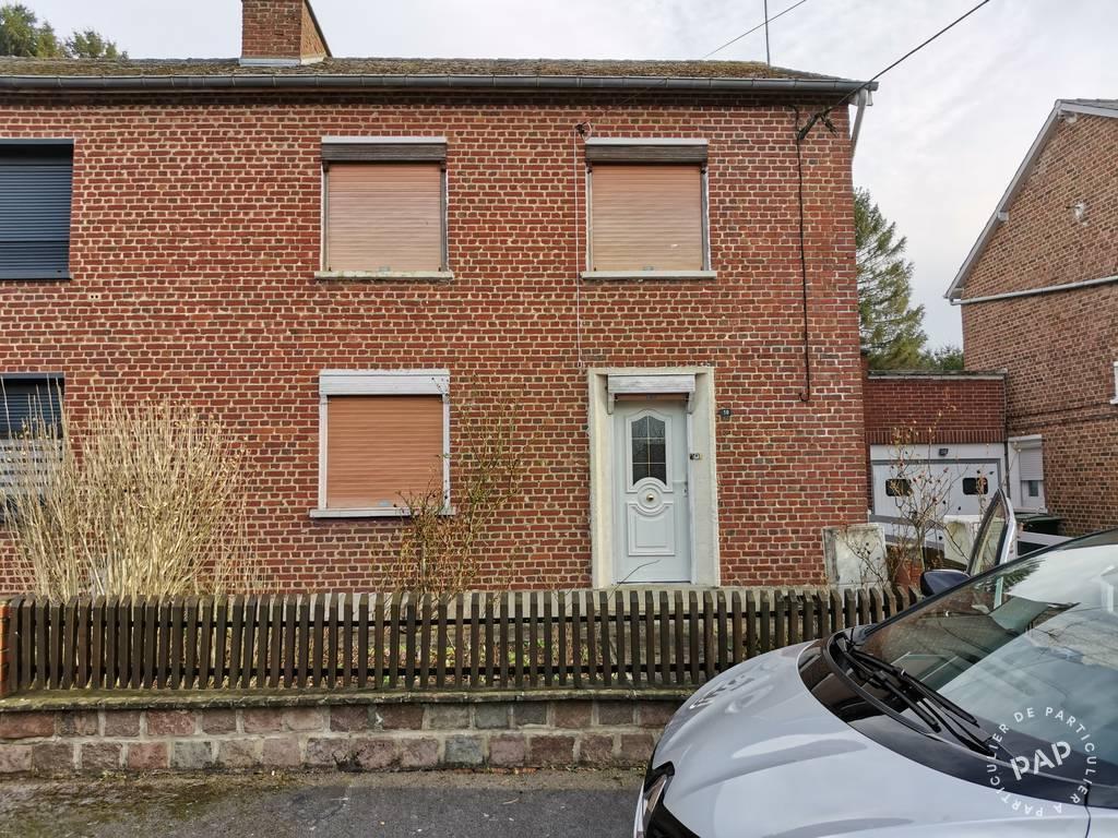 Vente maison 5 pièces Trélon (59132)