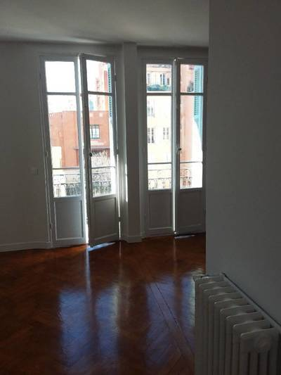 Location meublée appartement 2pièces 36m² Nice - 830€