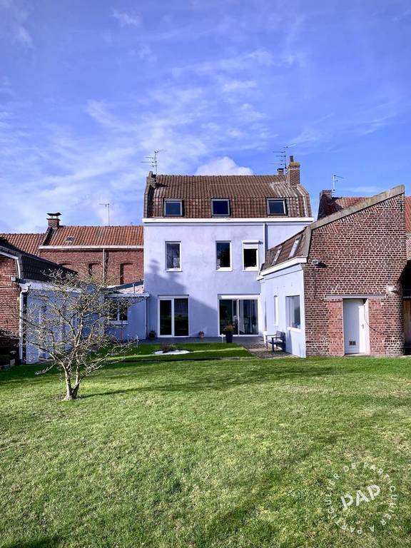 Vente Maison Emmerin (59320) 280m² 579.500€