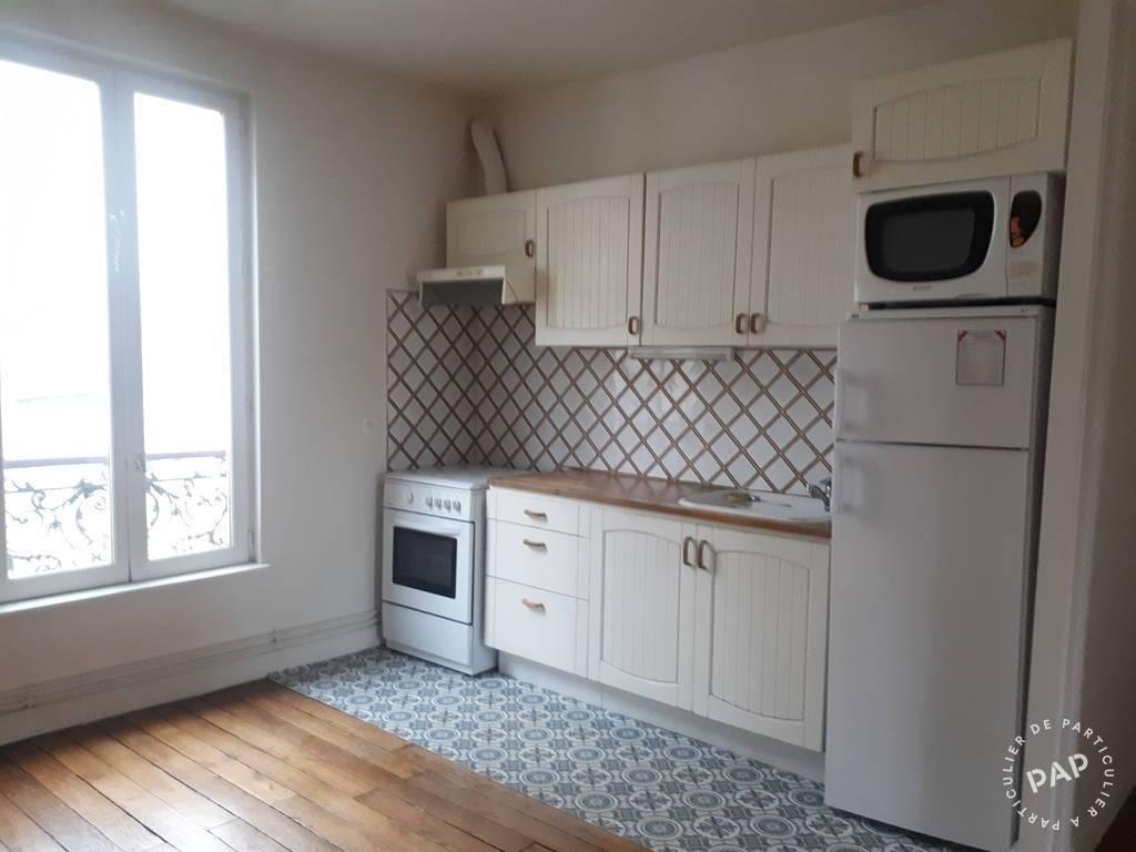 Location Appartement Paris 17E (75017) 35m² 1.300€
