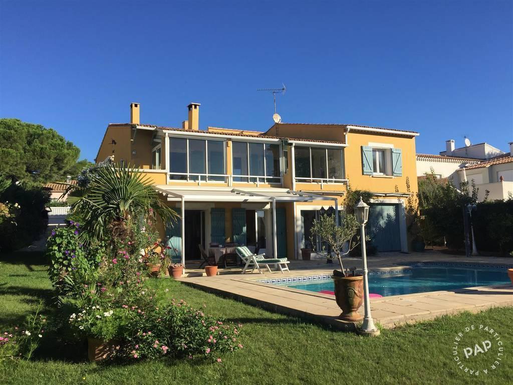 Vente Maison Agde (34300) 180m² 620.000€