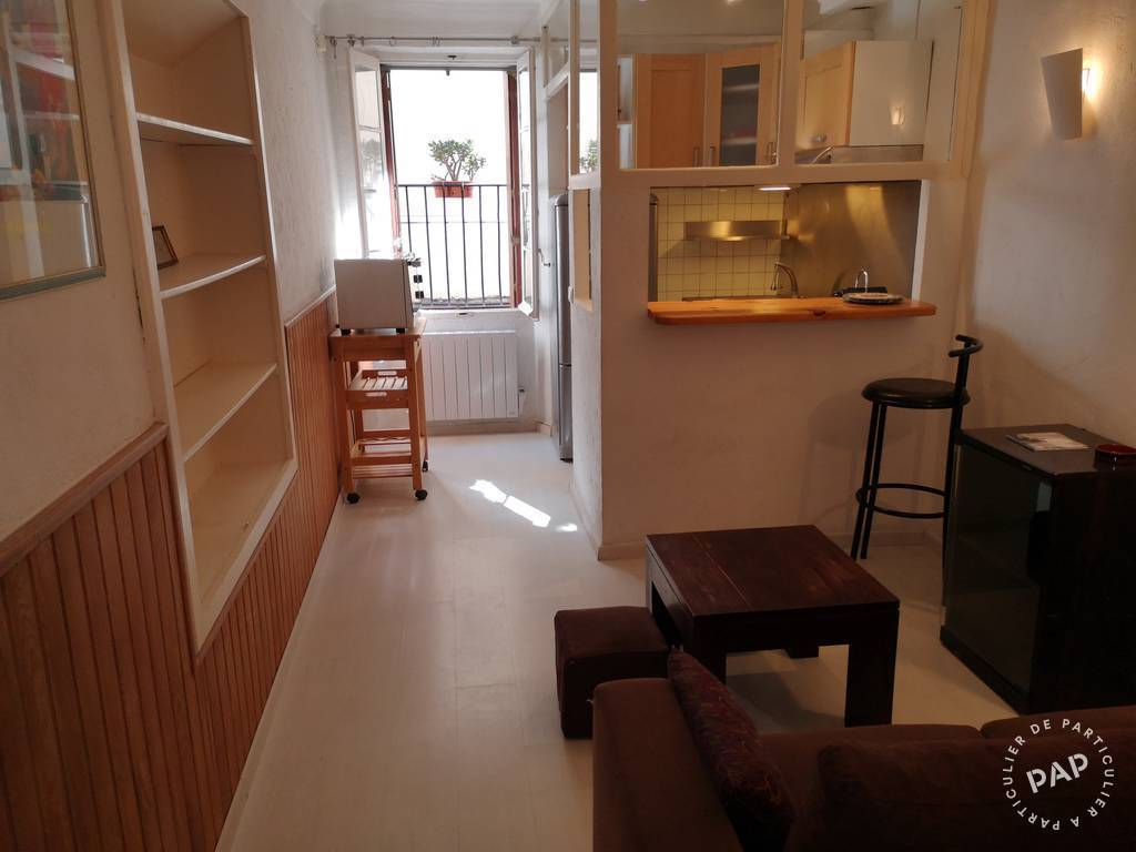 Location appartement 2 pièces Antibes (06)