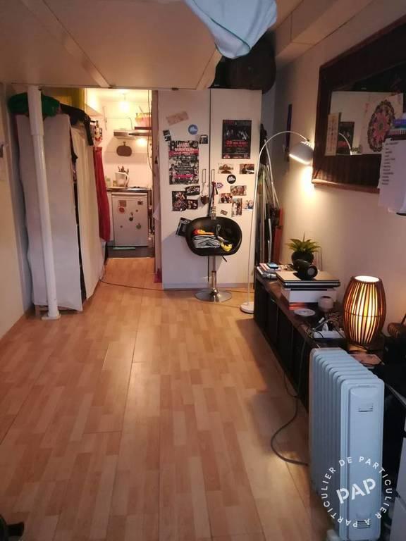 Vente appartement studio Le Pré-Saint-Gervais (93310)