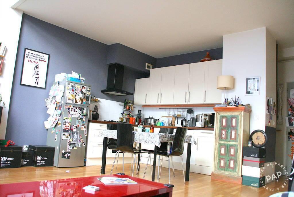 Vente appartement 5 pièces Paris 9e