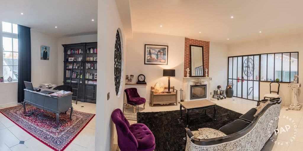 Vente maison 11 pièces Amboise (37400)