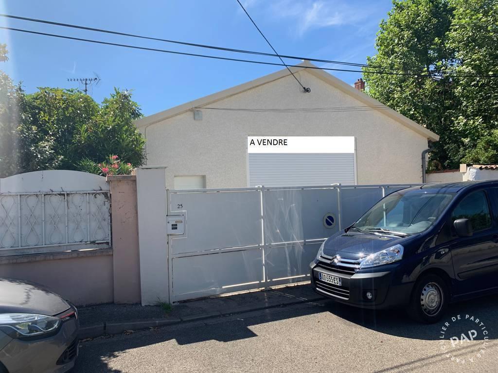 Vente et location Bureaux, local professionnel Décines-Charpieu (69150) 250m² 380.000€