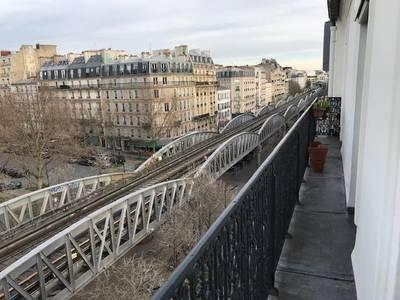 Vente appartement 4pièces 70m² Paris 15E (75015) - 750.000€
