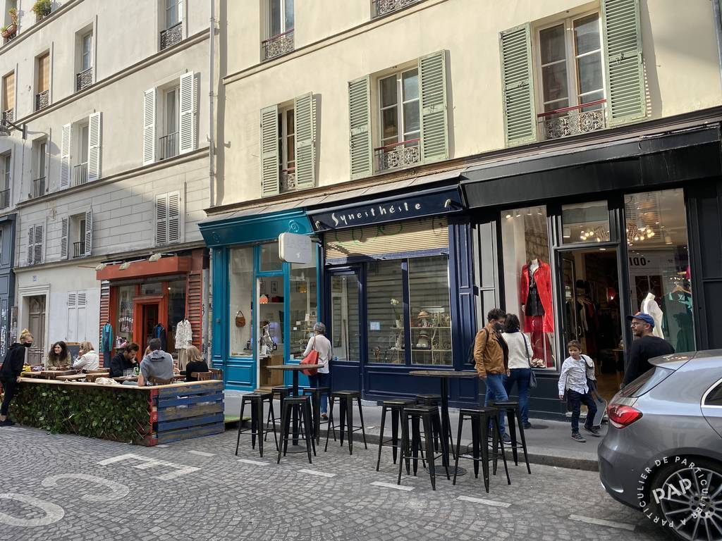 Vente et location Fonds de commerce Paris 18E (75018)  49.000 €