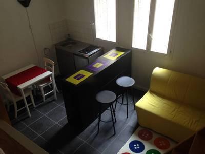 Location meublée studio 25m² Aix-En-Provence (13100) - 640€
