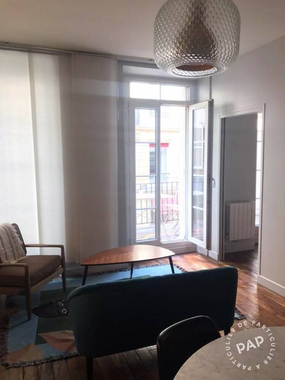 Location Appartement Paris 10E (75010) 37 m² 1.595 €