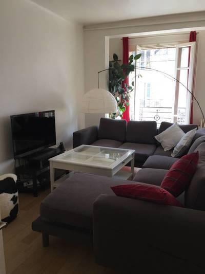 Location meublée appartement 2pièces 52m² Paris 13E (75013) - 1.920€